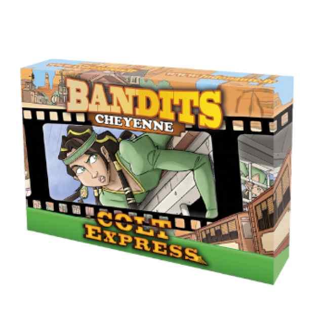 Colt Express: Bandits - Cheyenne TABLERUM