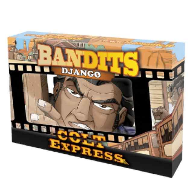 Colt Express: Bandits - Django TABLERUM