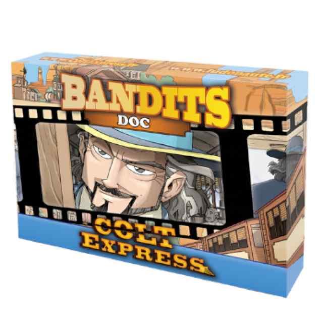 Colt Express: Bandits - Doc TABLERUM