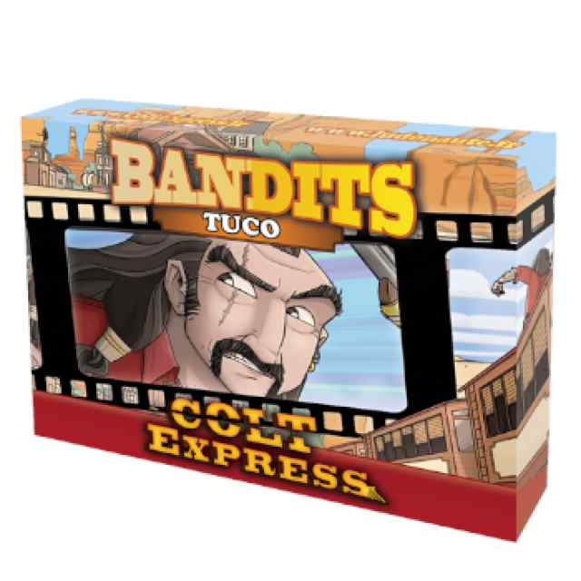 Colt Express: Bandits - Tuco TABLERUM
