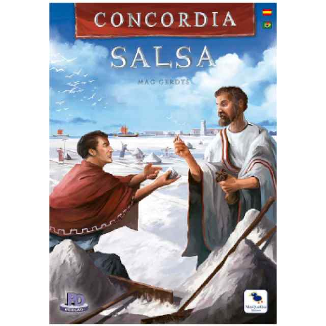 Concordia: Salsa (2 Ed) TABLERUM