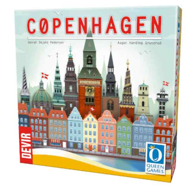 Copenhagen TABLERUM