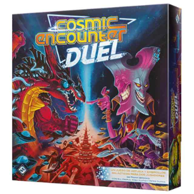 Cosmic Encounter Duel TABLERUM