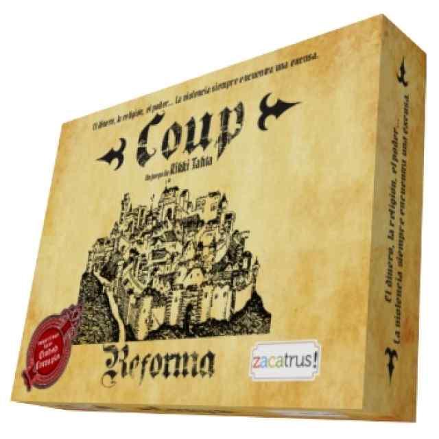 Coup + Reforma TABLERUM