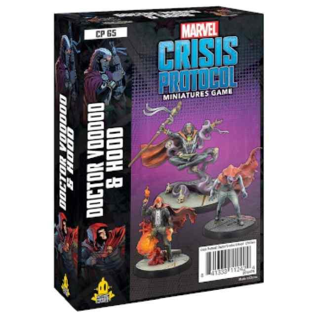 Marvel Crisis Protocol: Doctor Voodoo & Hood EN TABLERUM