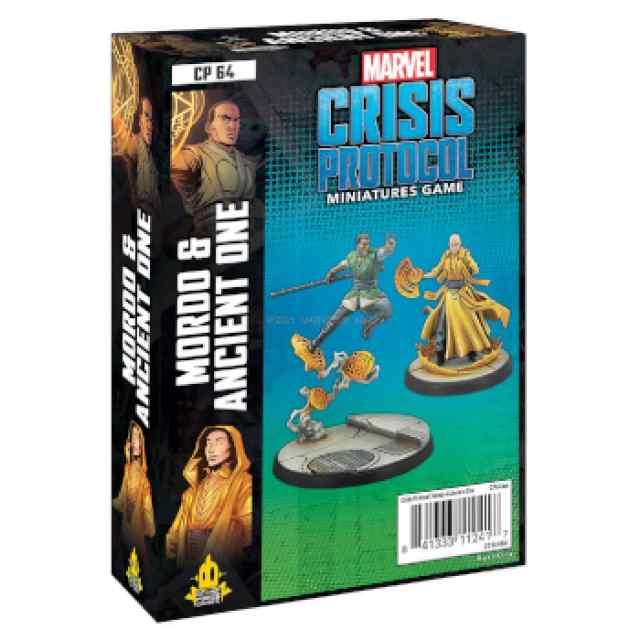 Marvel Crisis Protocol: Mordo & Ancient One EN TABLERUM