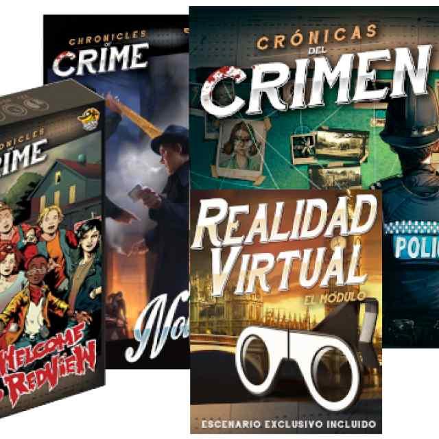 Crónicas del Crimen TABLERUM