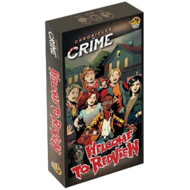 Crónicas del Crimen: Bienvenidos a Redview TABLERUM