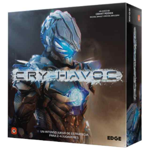 Cry Havoc TABLERUM