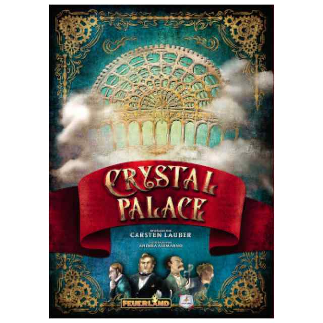 Crystal Palace TABLERUM