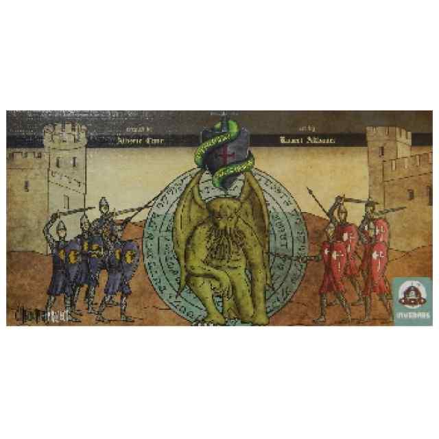 Cthulhu Crusades TABLERUM