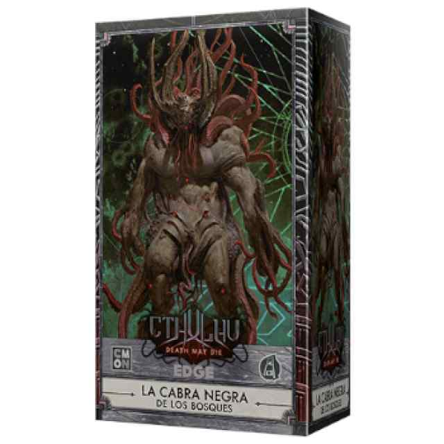 Cthulhu: Death May Die: La Cabra Negra de los Bosques TABLERUM