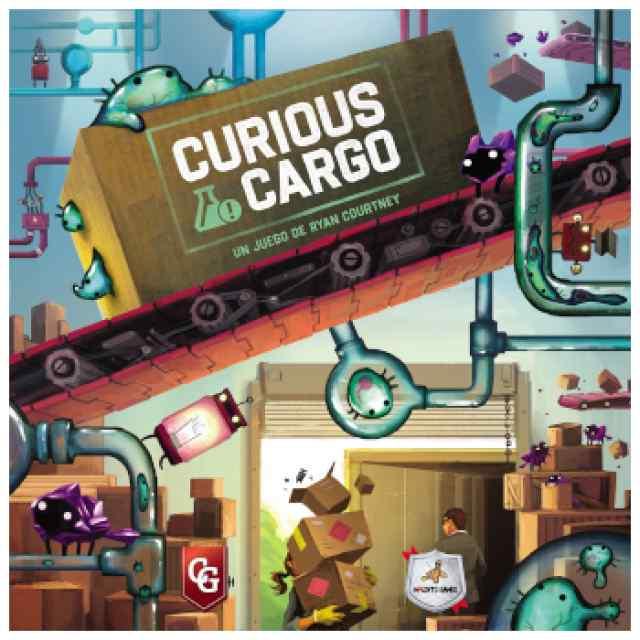 Curious Cargo TABLERUM