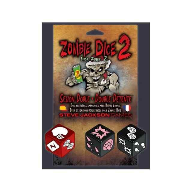 comprar Dados Zombie 2: Sesión Doble