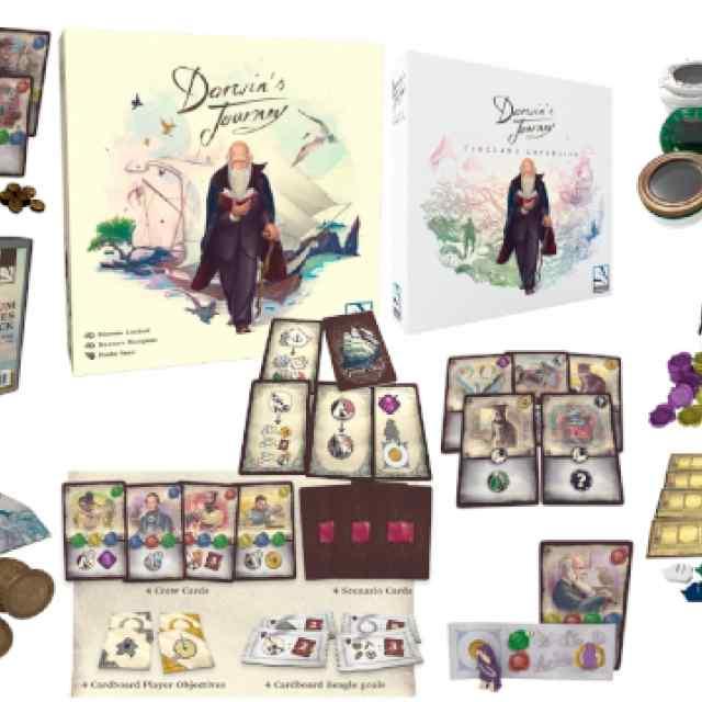 Darwin's Journey KS TABLERUM