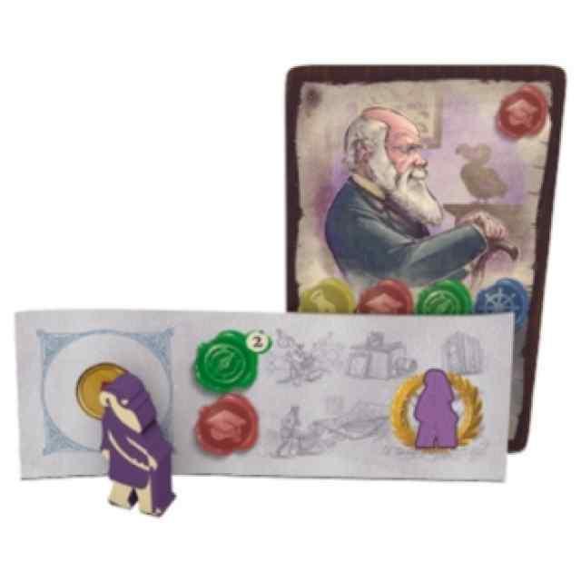 Darwin's Journey: Darwin Mini-Expansion TABLERUM