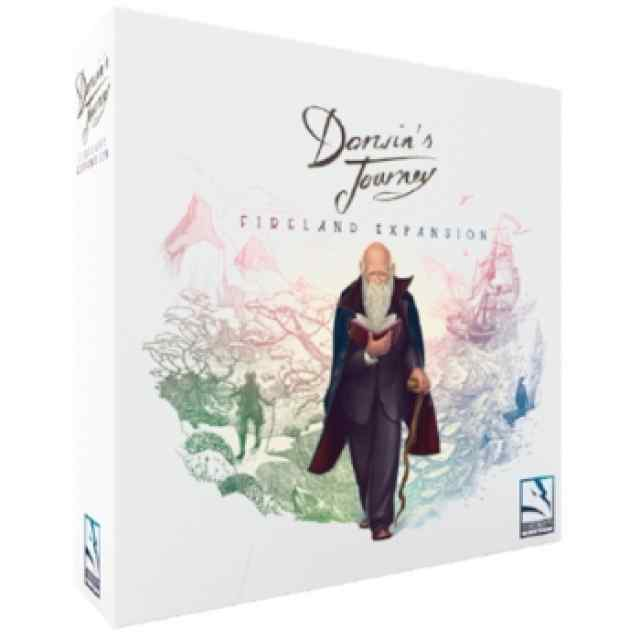 Darwin's Journey: Fireland Expansión TABLERUM