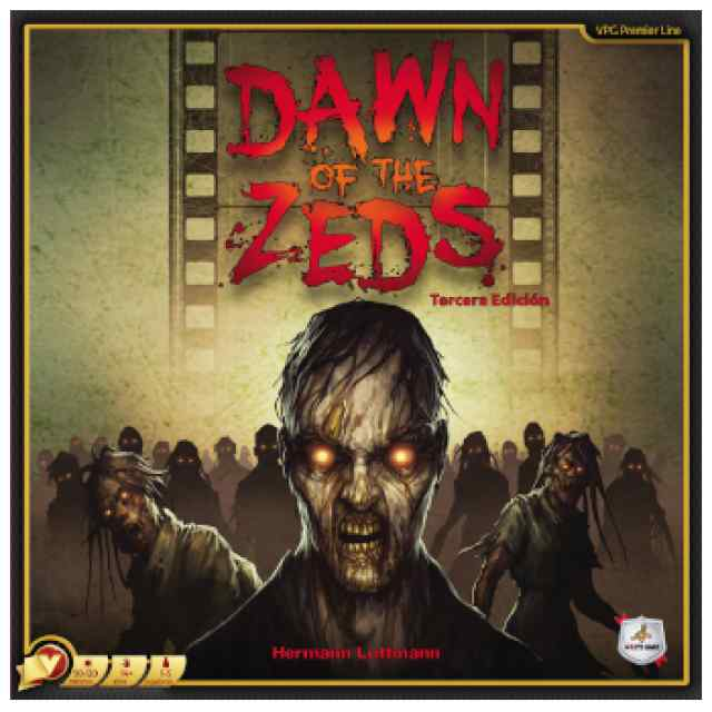Dawn of the Zeds TABLERUM