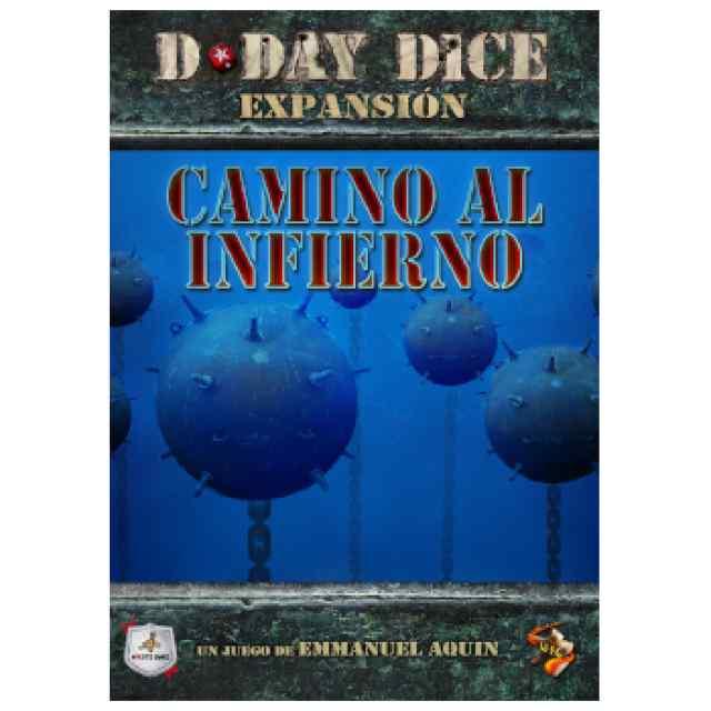 D-Day Dice: Camino al Infierno TABLERUM
