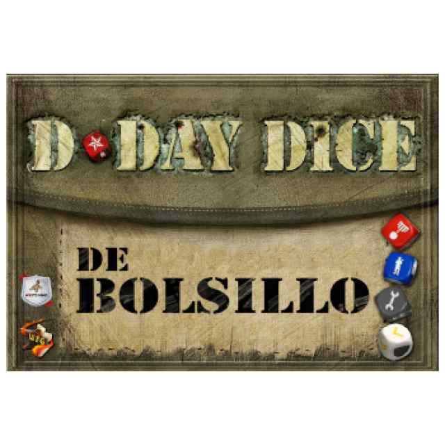 D-Day Dice de BolsilloTABLERUM