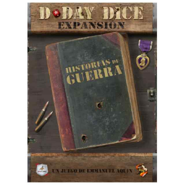 D-Day Dice: Historias de Guerra TABLERUM