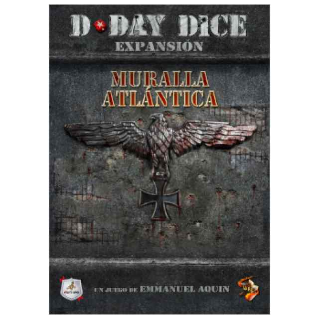 D-Day Dice: Muralla Atlántica TABLERUM