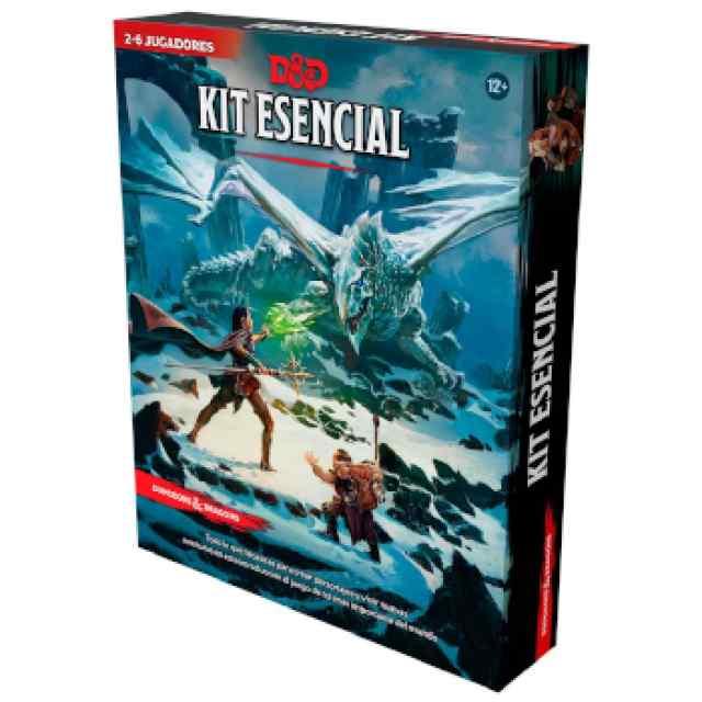 Dungeons & Dragons Kit Esencial TABLERUM