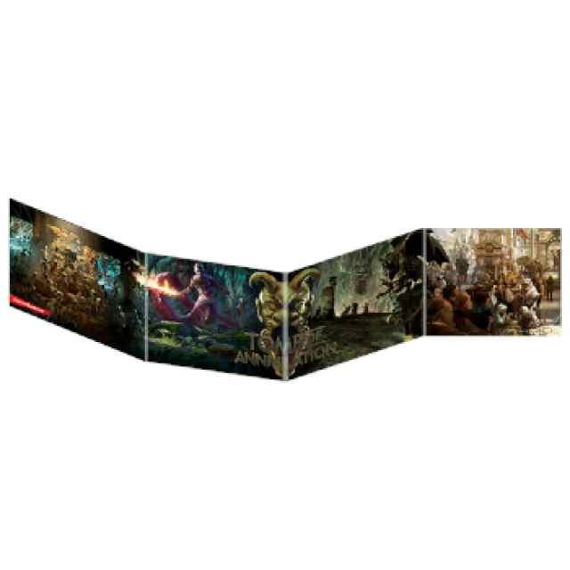 Dungeons & Dragons: Pantalla del Dungeon Master - La Tumba de la Aniquilación TABLERUM