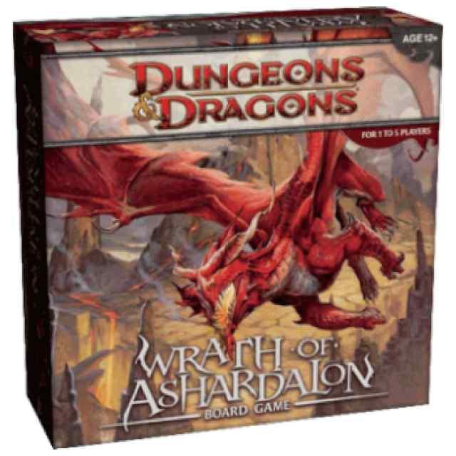 Dungeons & Dragons: Wrath of Ashardalon TABLERUM