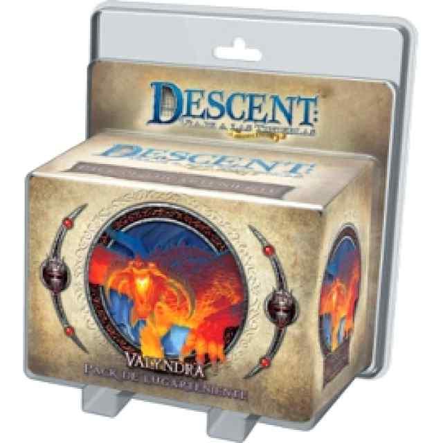 comprar Descent: Lugarteniente Valyndra