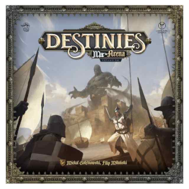 Destinies: Mar de Arena TABLERUM