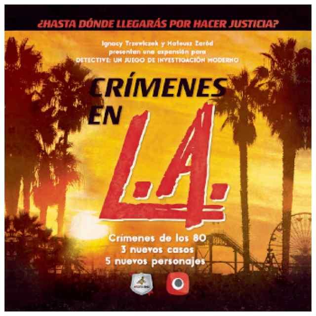 Detective: Crímenes en L.A. TABLERUM