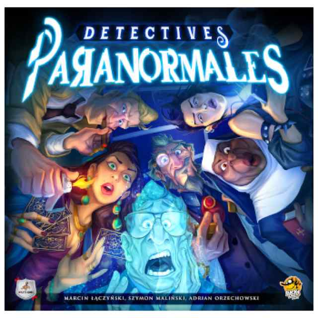 Detectives Paranormales TABLERUM