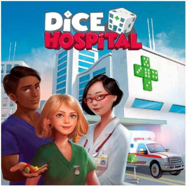 Dice Hospital juego de mesa