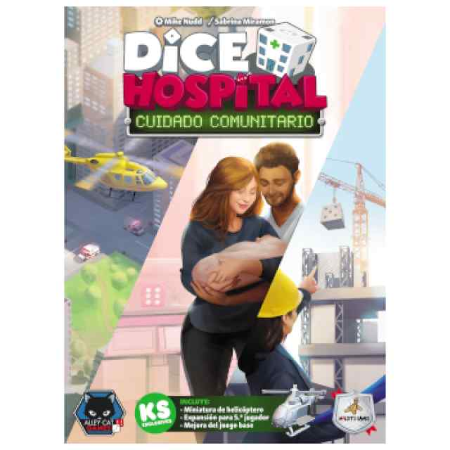 Dice Hospital: Cuidado Comunitario TABLERUM