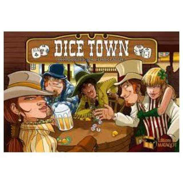 comprar juego dice town