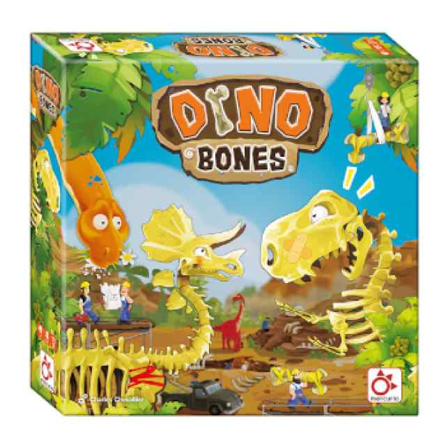 Dino Bones TABLERUM