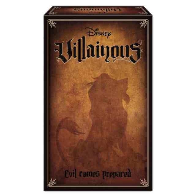 Disney Villanos: Evil Comes Prepared TABLERUM