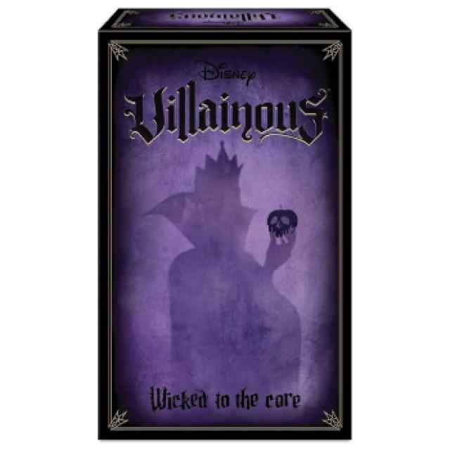 Disney Villanos: Wicked to the Core TABLERUM