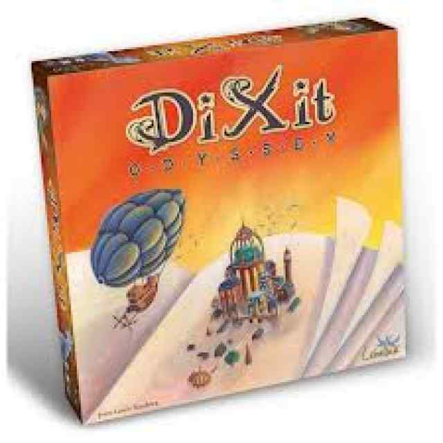 comprar Dixit Odyssey