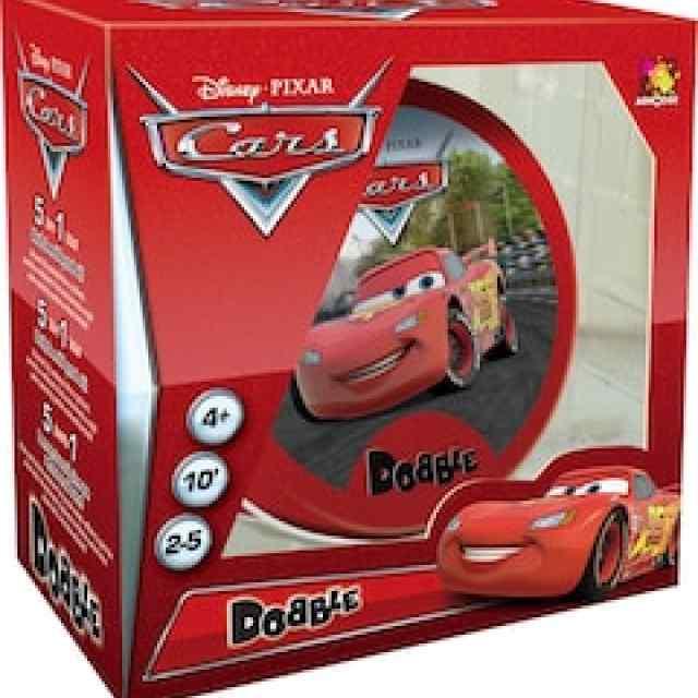 dobble cars juego de cartas