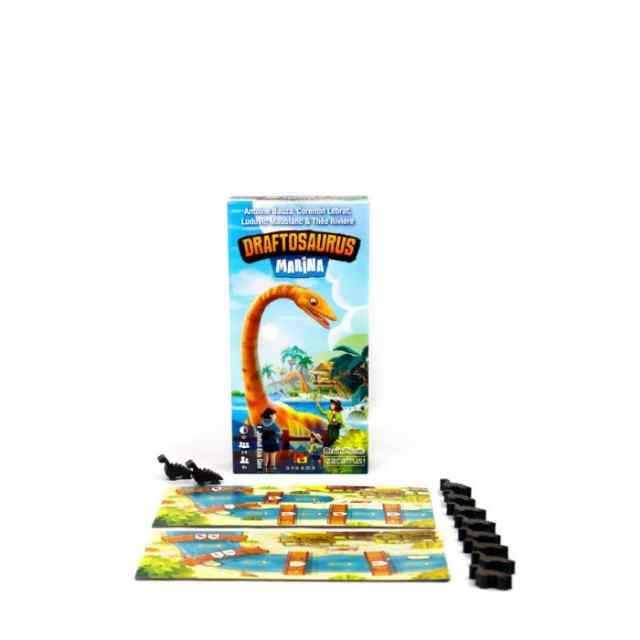 expansión draftosaurus marina