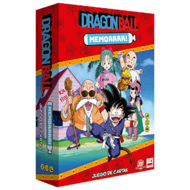 Dragon Ball Memoarrr! TABLERUM