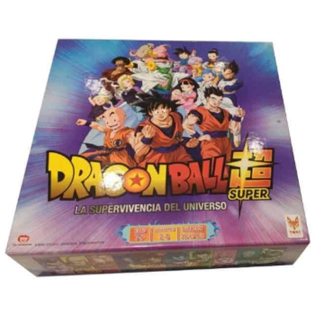 Dragon Ball Super La Supervivencia Del Universo TABLERUM