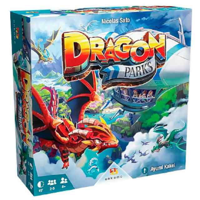 Dragon Parks TABLERUM
