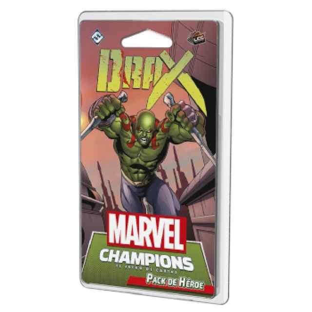 Marvel Champions: Drax TABLERUM