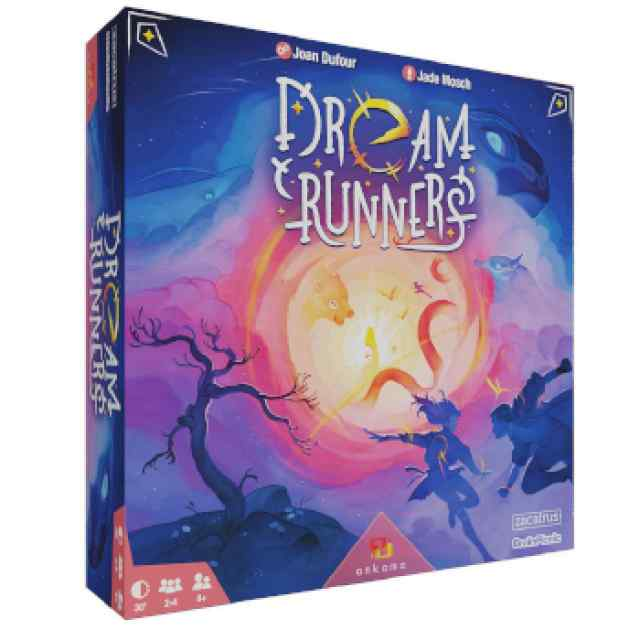 Dream Runners TABLERUM