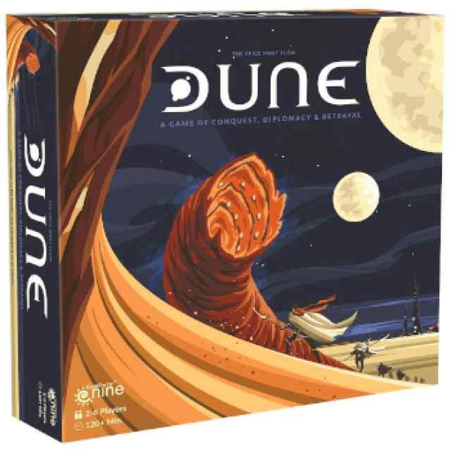 Dune Board Game TABLERUM