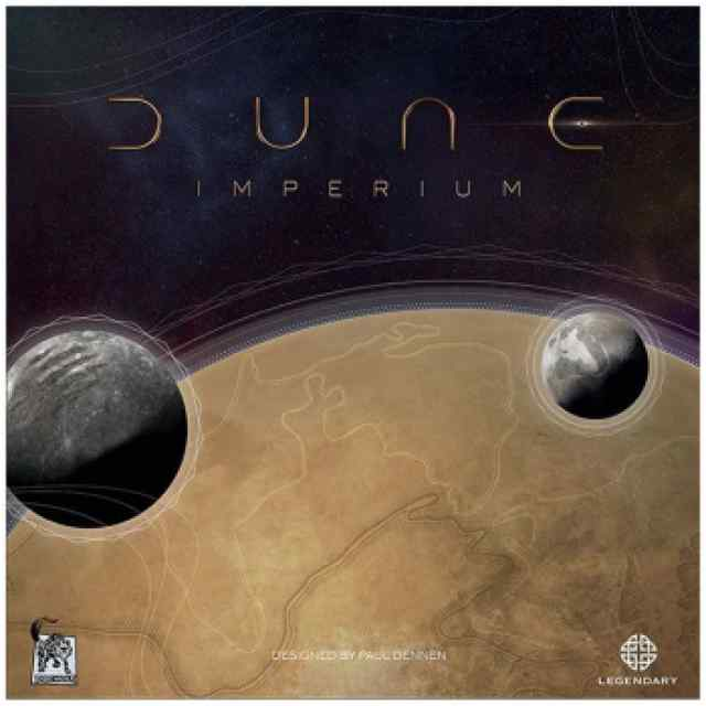 Dune: Imperium (Inglés) TABLERUM