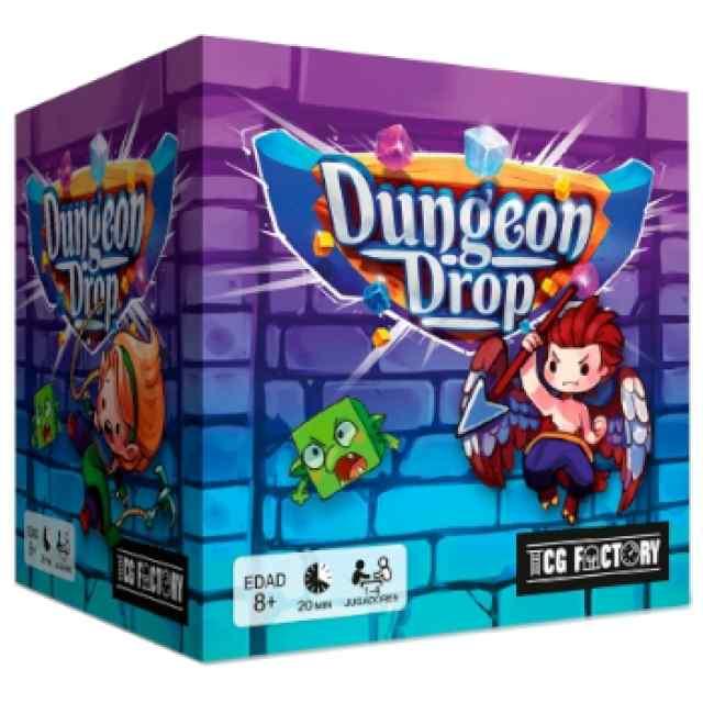 Dungeon Drop TABLERUM